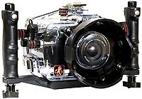 Olympus e510 in Ikelite housing